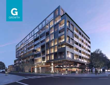 Photo rendering of Six25Bayview