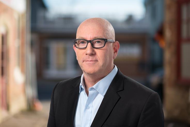 Julian Scarfe   Director Marketing